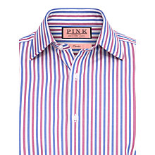 Buy Thomas Pink Gatacre Stripe XL Sleeve Shirt Online at johnlewis.com