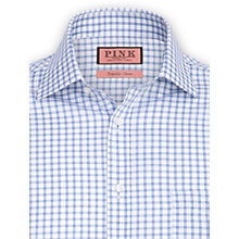 Buy Thomas Pink Cassel Check Long Sleeve Shirt Online at johnlewis.com