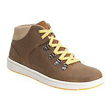Buy Clarks Rayan Three Eyelet Hiker Boots, Dark Brown Online at johnlewis.com