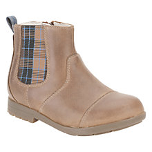 Buy Clarks Softly Bee Boots, Tan Online at johnlewis.com