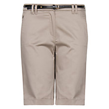 Buy Mango Cotton Bermuda Shorts Online at johnlewis.com