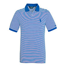 Buy Polo Golf by Ralph Lauren Stripe Pro-Fit Polo Shirt Online at johnlewis.com
