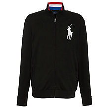 Buy Polo Golf by Ralph Lauren The Open Jersey Jumper Online at johnlewis.com