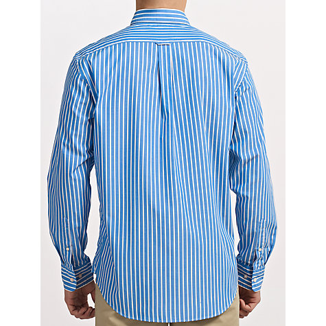 Buy Gant Banker Long Sleeve Stripe Shirt Online at johnlewis.com