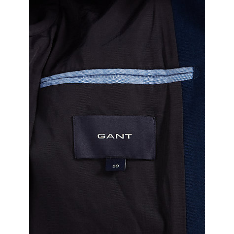 Buy Gant Twill Cotton Unstructured Blazer Online at johnlewis.com