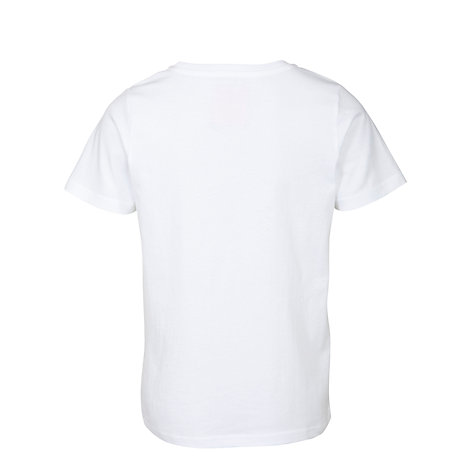 Buy Levi's Boys' Short Sleeve Flag T-Shirt Online at johnlewis.com