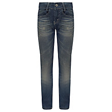 Buy Levi's Boys' Slim Fit Denim Jeans, Blue Online at johnlewis.com