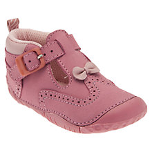 Buy Start-rite May Shoes, Pink Online at johnlewis.com