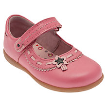 Buy Start-rite Ella Shoes, Pink Online at johnlewis.com