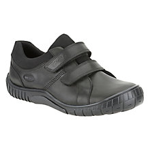 Buy Clarks Malton GTX Shoes, Black Online at johnlewis.com