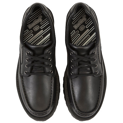 Buy Clarks Utility Boy Shoes, Black Online at johnlewis.com