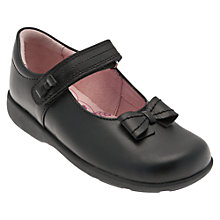 Buy Start-rite Viola Shoes, Black Online at johnlewis.com