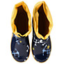 Buy John Lewis Pirate Wellington Boots, Navy/Multi Online at johnlewis.com