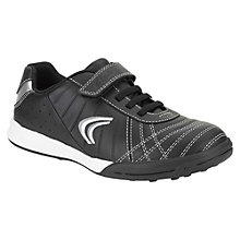 Buy Clarks Swerve Go Trainers, Black Online at johnlewis.com