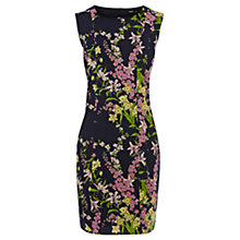 Buy Oasis Botanical Lily Dress, Multi Online at johnlewis.com