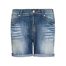 Buy Mango High Waisted Shorts Online at johnlewis.com