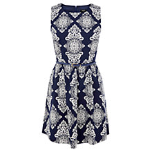Buy Oasis Siciliana Dress, Multi Online at johnlewis.com