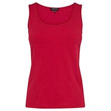 Buy Warehouse Basic Cotton Vest Online at johnlewis.com