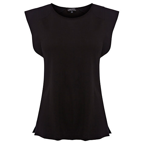 Buy Warehouse Extended Sleeve T-Shirt Online at johnlewis.com