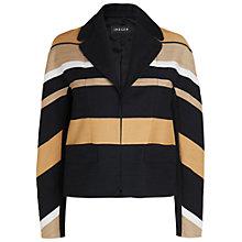 Buy Jaeger Striped Jacket Online at johnlewis.com