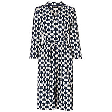 Buy Jaeger Blurred Spot Dress Online at johnlewis.com
