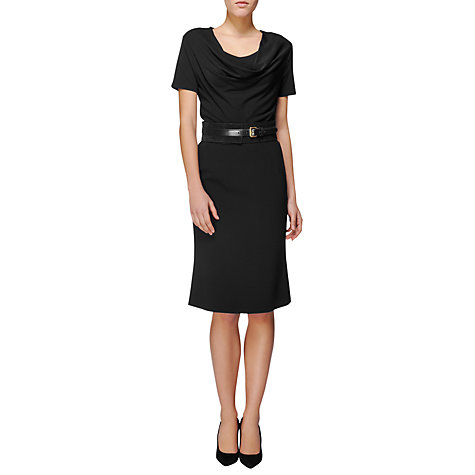 Buy Jaeger Fitted Fishtail Skirt Online at johnlewis.com