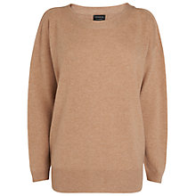 Buy Jaeger Pure Cashmere Jumper Online at johnlewis.com