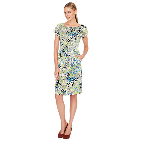 Buy James Lakeland Printed Dress Online at johnlewis.com