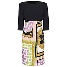 Buy James Lakeland Print Mix Belted Dress, Print Online at johnlewis.com