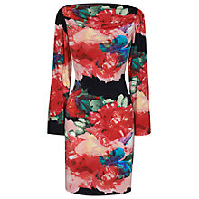 Buy James Lakeland Print Front Dress Online at johnlewis.com