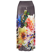 Buy James Lakeland Floral Print Maxi Skirt Online at johnlewis.com