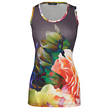 Buy James Lakeland Floral Print Vest, Multi Online at johnlewis.com