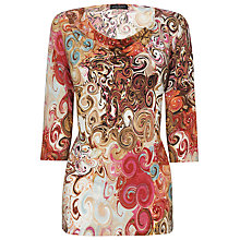 Buy James Lakeland Printed Top Online at johnlewis.com