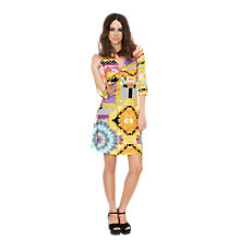 Buy James Lakeland Knot Printed Dress Online at johnlewis.com