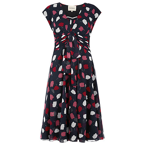 Buy Havren Paper Flowers Dress, Multi Online at johnlewis.com