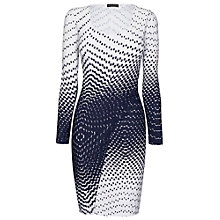 Buy James Lakeland Polka Dot Dress, Navy/White Online at johnlewis.com