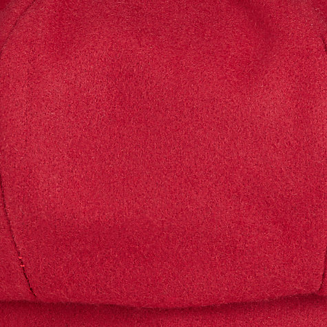 Buy School Plain Beret, Red Online at johnlewis.com