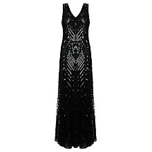 Buy John Lewis Sidney Sequin Chevron Dress Online at johnlewis.com