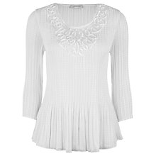 Buy Windsmoor Crinkled Top Online at johnlewis.com