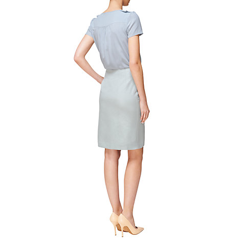 Buy Jaeger Wrap Front Skirt Online at johnlewis.com