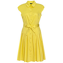 Buy Jaeger Full Belted Dress Online at johnlewis.com