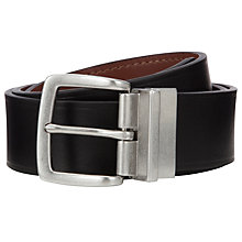Buy Polo Ralph Lauren Reversible Causal Leather Belt Online at johnlewis.com