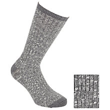 Buy John Lewis Slub Boot Socks Online at johnlewis.com