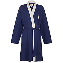 Buy Polo Ralph Lauren Madison Jersey Robe Online at johnlewis.com