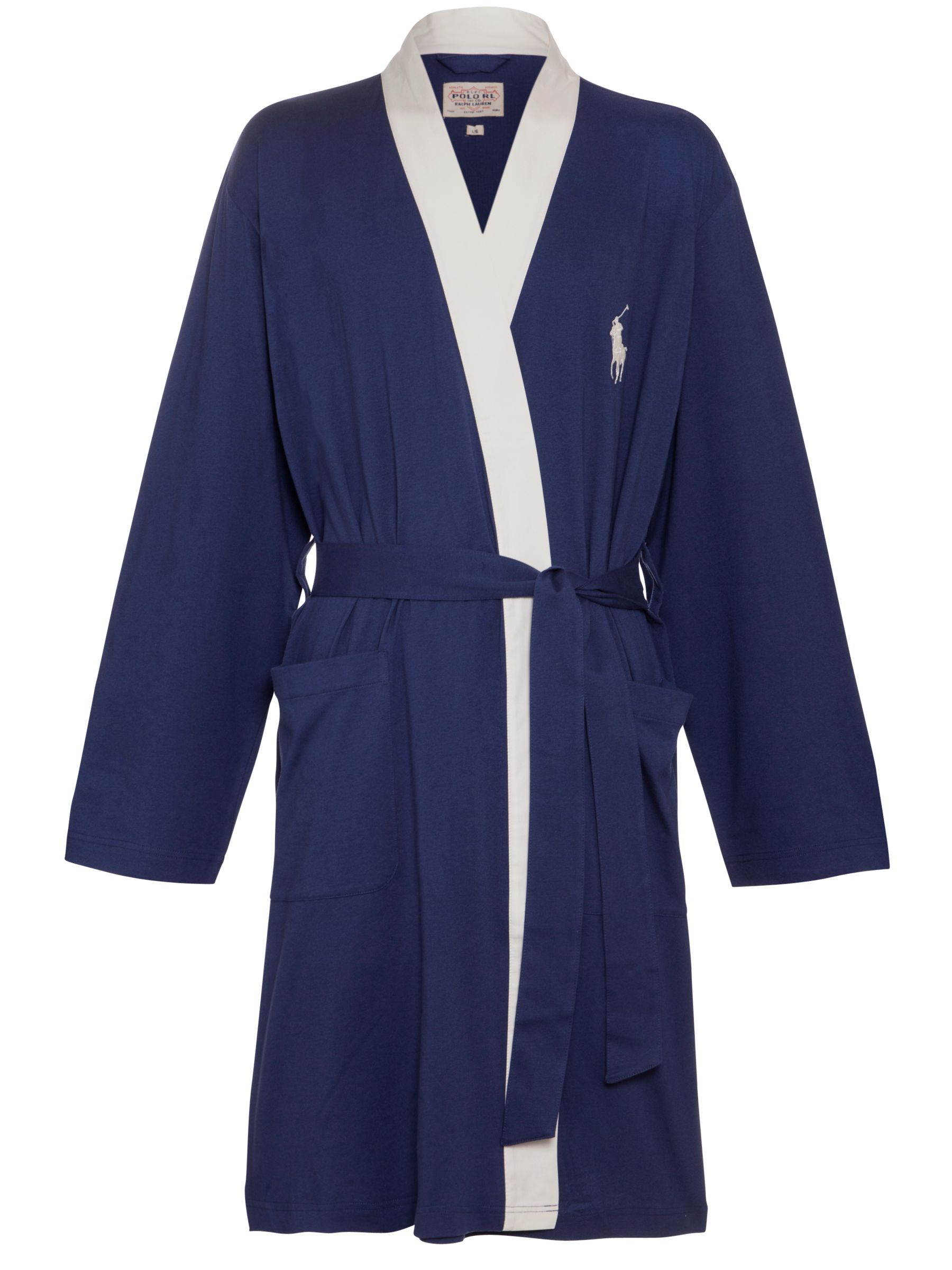 Polo Ralph Lauren Madison Jersey Robe