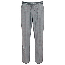 Buy Calvin Klein Flannel Check Pyjama Pants Online at johnlewis.com