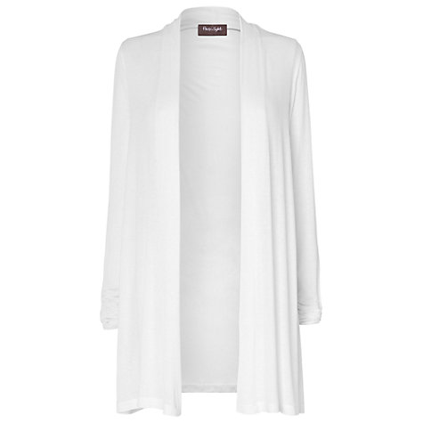 Buy Phase Eight Amrita Cardigan, White Online at johnlewis.com