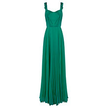 Buy Oasis Madame Pleated Dress Online at johnlewis.com