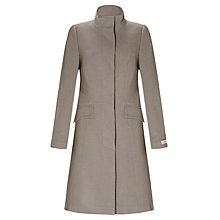 Buy John Lewis Funnel Neck Coat Online at johnlewis.com