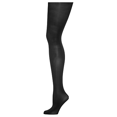 Wolford Individual 100 Denier Leg Support Opaque Tights, Black